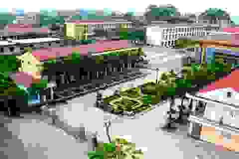 Trường Cao đẳng Y tế Phú Thọ thông báo tuyển sinh năm 2013