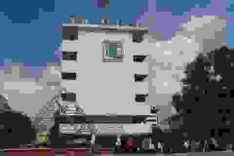 Trường Đại học Xây dựng thông báo tuyển sinh năm 2013