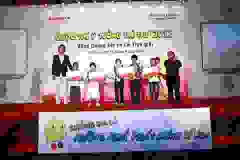 Phát động cuộc thi Ý tưởng Trẻ thơ 2013