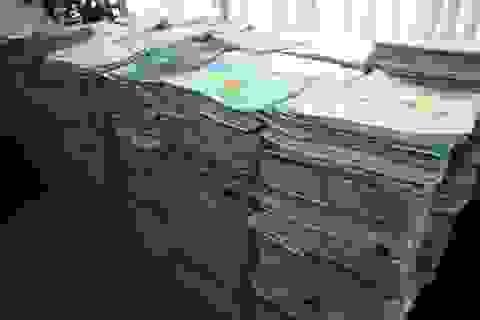 Gần 270 ngàn bức tranh tham dự cuộc thi Ý tưởng trẻ thơ 2013