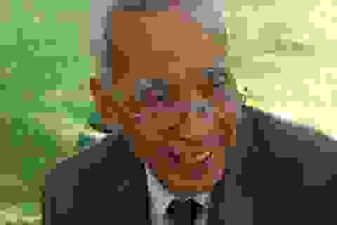 Vĩnh biệt người Việt duy nhất ở Viện Hàn lâm Khoa học Pháp