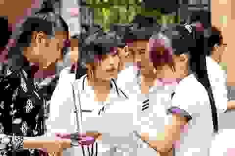 Kết thúc đợt 2 thi đại học: 202 thí sinh và giám thị bị xử lý kỷ luật