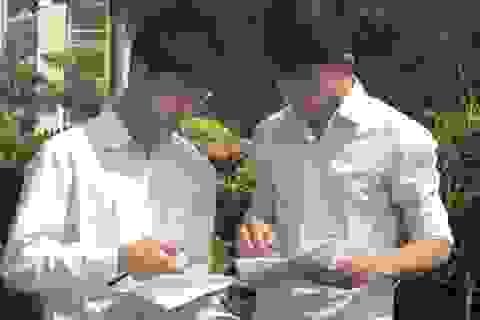 Toàn cảnh điểm chuẩn NV2, xét tuyển NV3 ĐH Thái Nguyên
