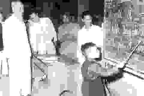 Tư tưởng lớn, tầm nhìn xa của triết lý giáo dục Hồ Chí Minh