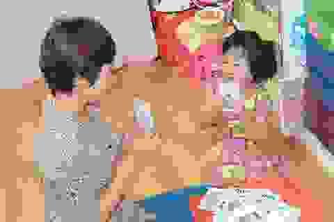 Các bà mẹ xứ Hàn tự dạy con học tiếng Anh