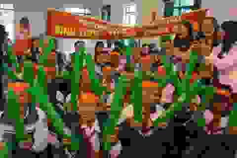 Phú Thọ - Điểm dừng chân đầu tiên của hành trình đồng hành cùng Violympic 2013