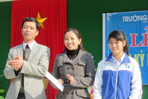 Cô học trò xứ Thanh đạt giải Nhì quốc gia môn Lịch Sử