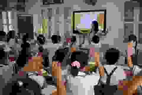 5 yêu cầu năng lực với giáo viên tiếng Anh phổ thông