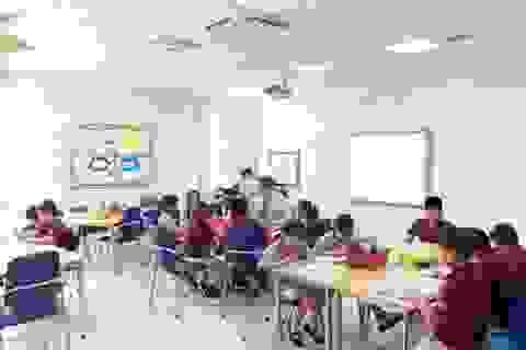 Hệ thống giáo dục song ngữ tại Vinhomes Riverside chuyển sang mô hình giáo dục quốc tế hoàn toàn