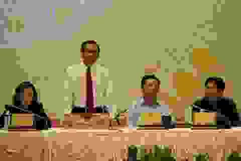 Bộ trưởng GD-ĐT: Đổi mới chương trình và SGK là cần thiết