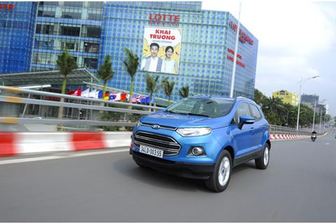 5 lý do khiến EcoSport bán chạy tại Việt Nam