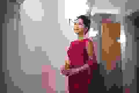 MC Quỳnh Hương lộng lẫy với phong cách thời trang mới