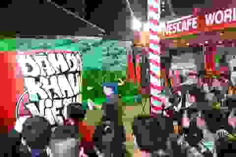 Đặc sắc lễ hội cà phê đầu tiên được tổ chức tại TP.HCM