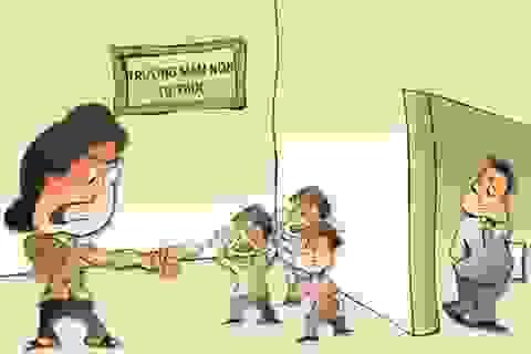 Vụ hành hung trẻ thơ man rợ - Phường không thể vô can!