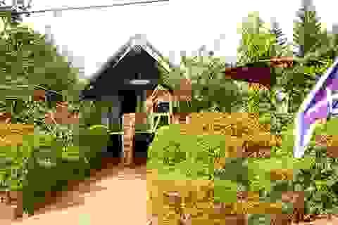 Vĩnh biệt già làng Amah-rin huyền thoại của Tây Nguyên