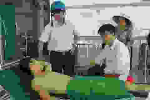 Vụ 6 lao động chết ngạt: Hỗ trợ mỗi nạn nhân 100 triệu đồng