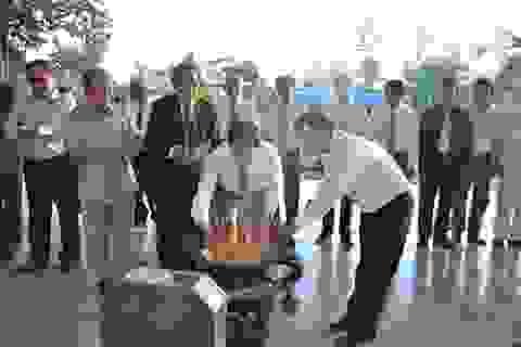 Tổ chức Lễ giỗ lần thứ 84 của cụ Phó bảng Nguyễn Sinh Sắc