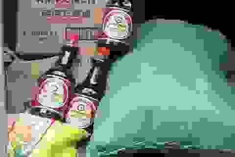 """Nước tương Trung Quốc """"đội lốt"""" thương hiệu nổi tiếng Nhật Bản"""