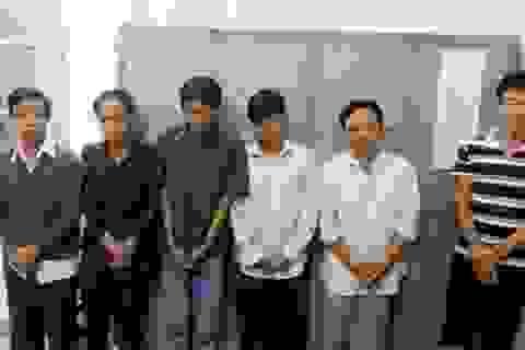 Bắt giữ ổ nhóm trộm cắp trong lễ tang Đại tướng Võ Nguyên Giáp