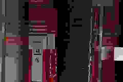 Hà Nội: Tiền trong máy ATM bị cạy phá vẫn còn nguyên vẹn