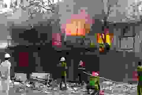 Vụ nữ sinh tử vong trong đám cháy: Lực lượng chữa cháy tắc trách?