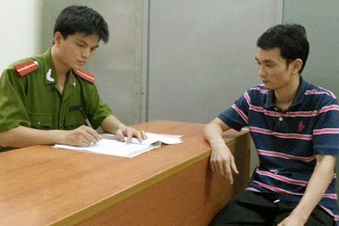 Kẻ trốn nã bị bắt khi đang đăng ký kết hôn