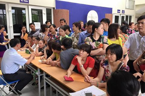 Hà Nội: Ngăn chặn tình trạng làm đẹp hồ sơ để xét tuyển vào lớp 6