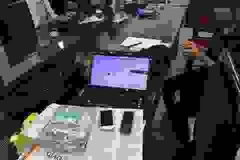 Chờ kết luận điều tra sẽ xử lý sinh viên đọc lời giải vào phòng thi