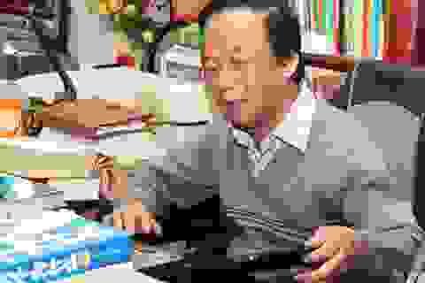 GS Nguyễn Lân Dũng: Thế hệ 9X nhiều ước mơ, hoài bão lắm