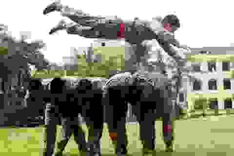 """Cận cảnh """"tuyệt kỹ"""" võ thuật của đặc công Việt Nam"""