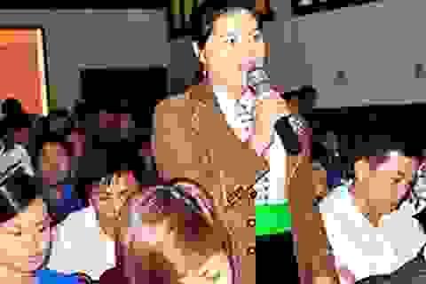 Tri thức trẻ về làm Phó chủ tịch xã nghèo: Chiến tích khởi đầu