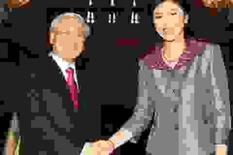 Báo chí Thái bình luận chuyến thăm của Tổng bí thư