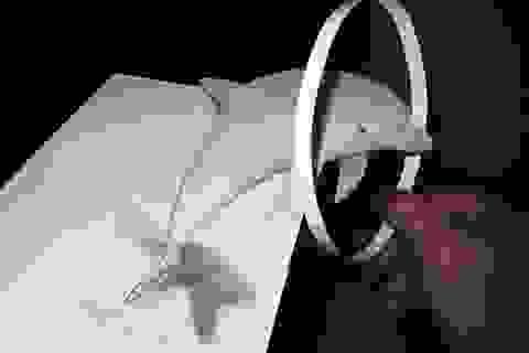 Ngắm hình vẽ 3D bằng bút chì sống động như thật