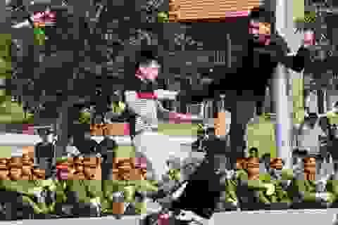 Cảnh sát dự bị đặc nhiệm luyện võ, chống khủng bố