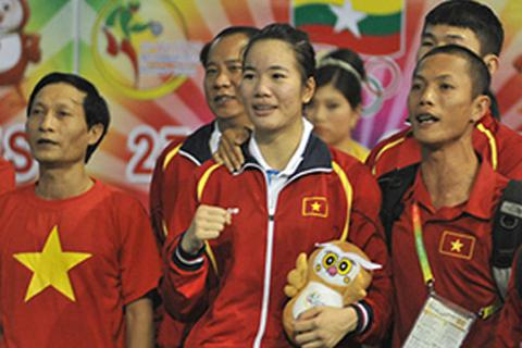 Nữ võ sĩ người Mông tạo nên kỳ tích cho quyền anh Việt Nam