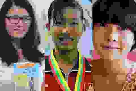 Những cô gái Việt ghi dấu ấn đậm nét năm 2013