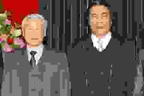 Tổng Bí thư Nguyễn Phú Trọng làm việc với Ban Nội chính TW