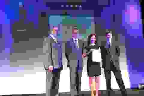 Viglacera Land nhận được giải thưởng bất động sản quốc tế