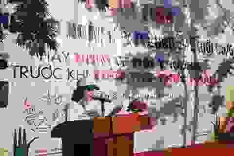 Quận Hai Bà Trưng hưởng ứng ngày môi trường thế giới 2013