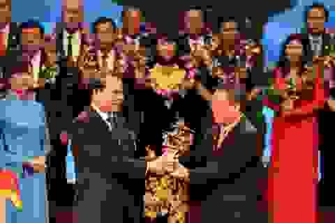 """TGĐ Eurowindow: """"Được nhận giải thưởng Doanh nhân Việt Nam tiêu biểu là vinh dự lớn"""""""