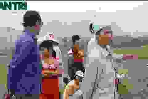 """Người dân Phú Thứ đề nghị """"xóa sổ"""" nhà máy gây ô nhiễm"""
