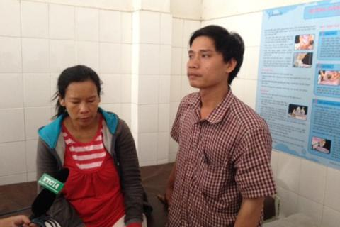 """Vụ bắt cóc trẻ sơ sinh tại bệnh viện: Sản phụ bị bệnh viện """"đuổi"""" về"""