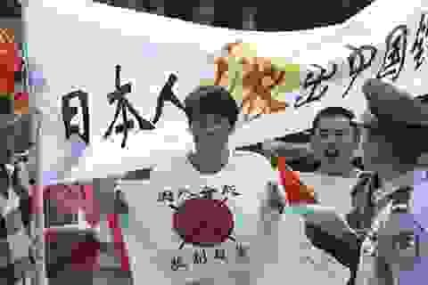 Doanh nghiệp Nhật lao đao vì căng thẳng biển đảo với Trung Quốc