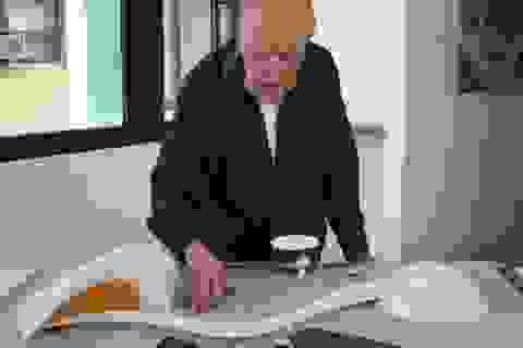 Kiến trúc sư huyền thoại qua đời ở tuổi 104