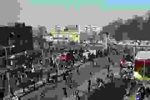 Ai Cập ban bố tình trạng khẩn cấp tại nhiều tỉnh vì bạo loạn