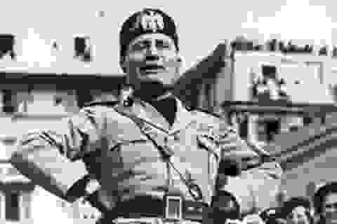 Phát hiện hầm ngầm tuyệt mật của trùm phát xít Italia Mussolini