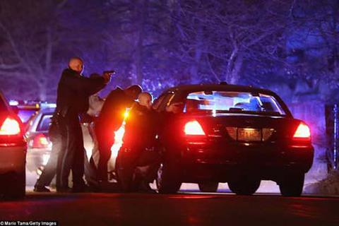 Nghi phạm đánh bom Boston đã lái xe cán chết anh trai