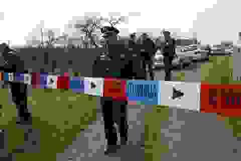 13 người thiệt mạng trong vụ xả súng gần thủ đô Serbia