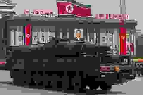Mỹ lo Triều Tiên sắp có tên lửa hạt nhân vươn tới Mỹ