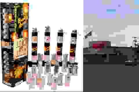 Nghi phạm đánh bom Boston mua chất nổ còn được khuyến mại thêm